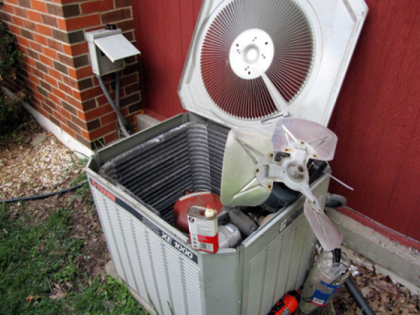 Why is My HVAC Unit Making That Sound?