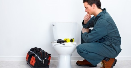 What To Do About A Leaky Toilet
