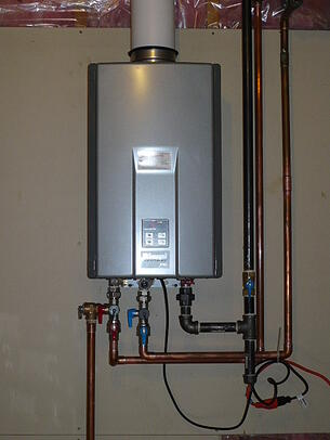 New Year Water Heater It S A Tankless For You