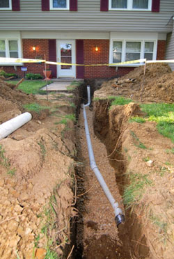 How to Deal With Sewer Line Damage
