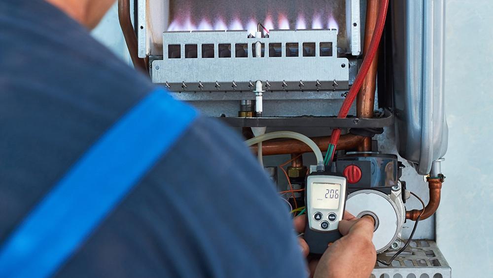 boiler hvac maintenance