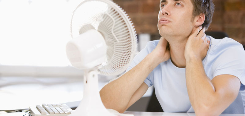 Blowing Off Steam: Why Is Your AC Blowing Hot Air?