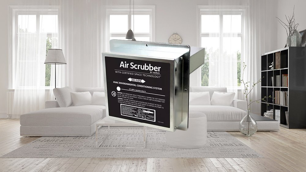 8 Proven Ways The Air Scrubber By Aerus Improves Your Health
