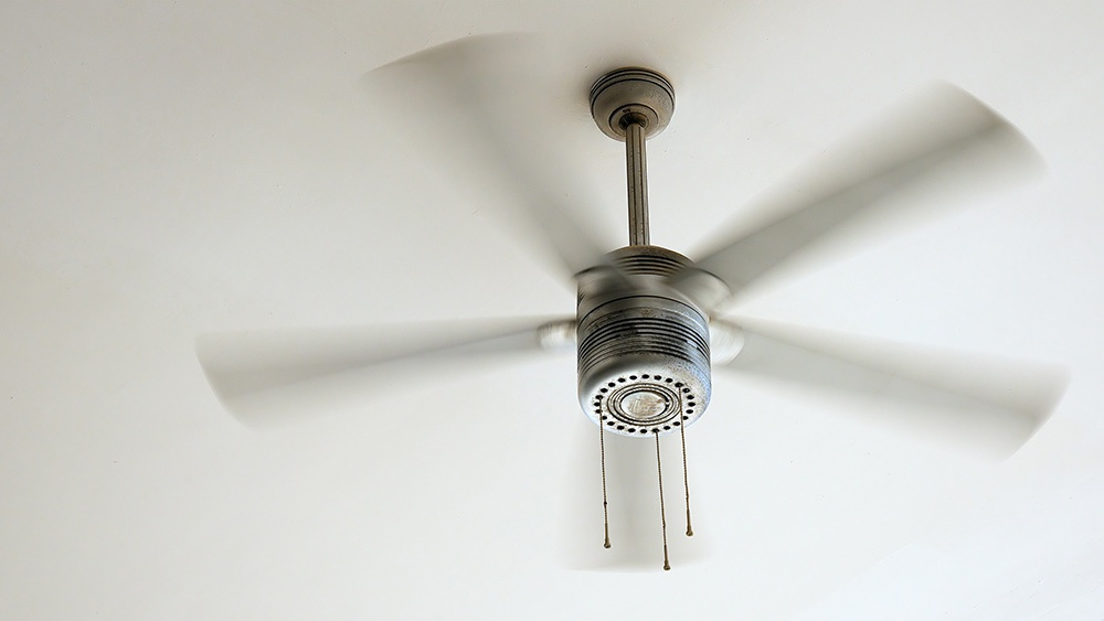 Turn Off The A/C And Use These Tips To Cool Your Home