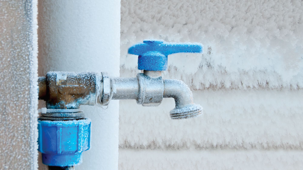 6 Tips to Prevent Frozen Pipes