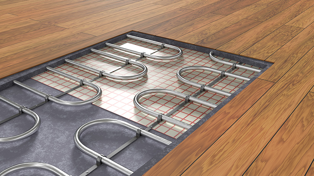 Forced-Air Heating vs. Radiant Heating
