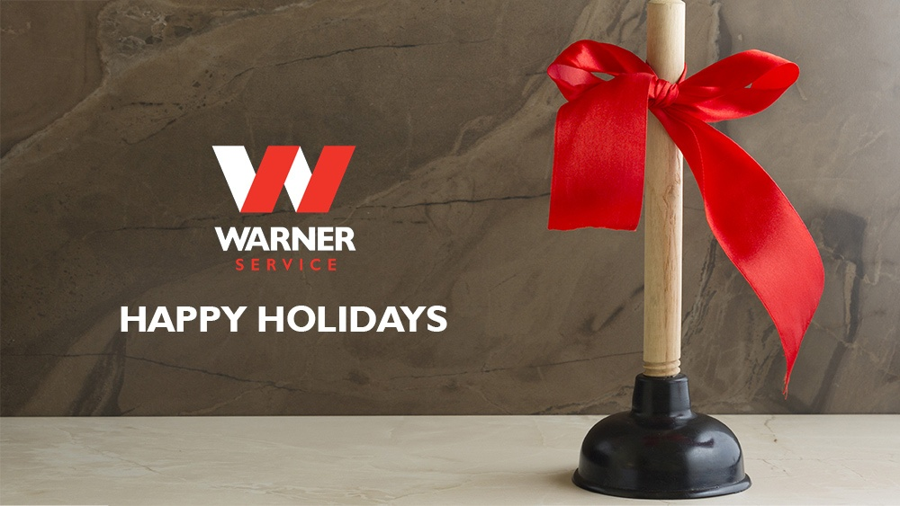 Happy Holidays From Warner Service