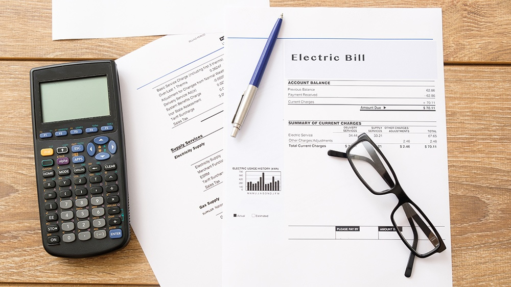 home-electric-bill