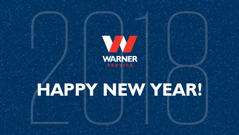 Happy New Year From Warner Service!