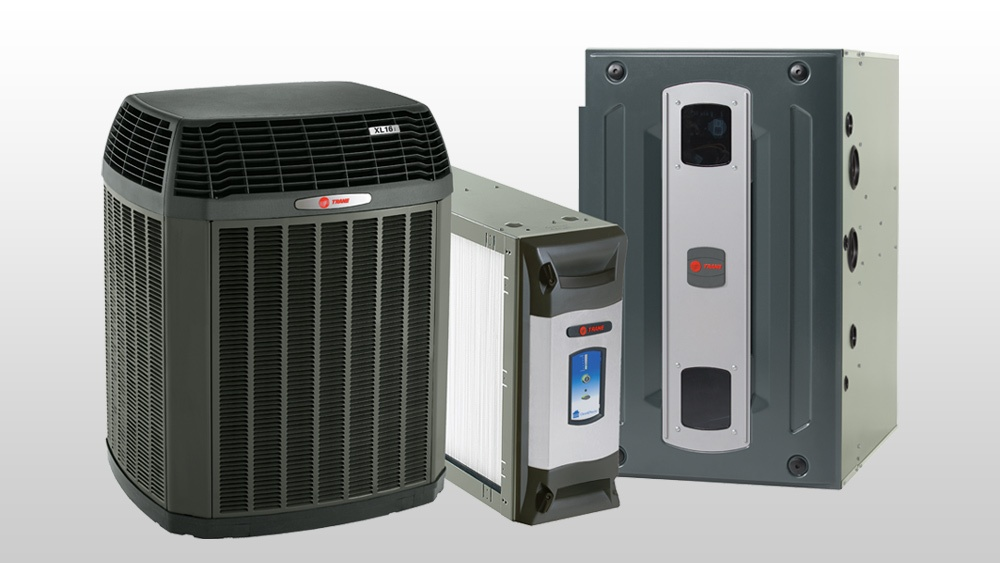 A List Of All Things Trane For HVAC Beginners