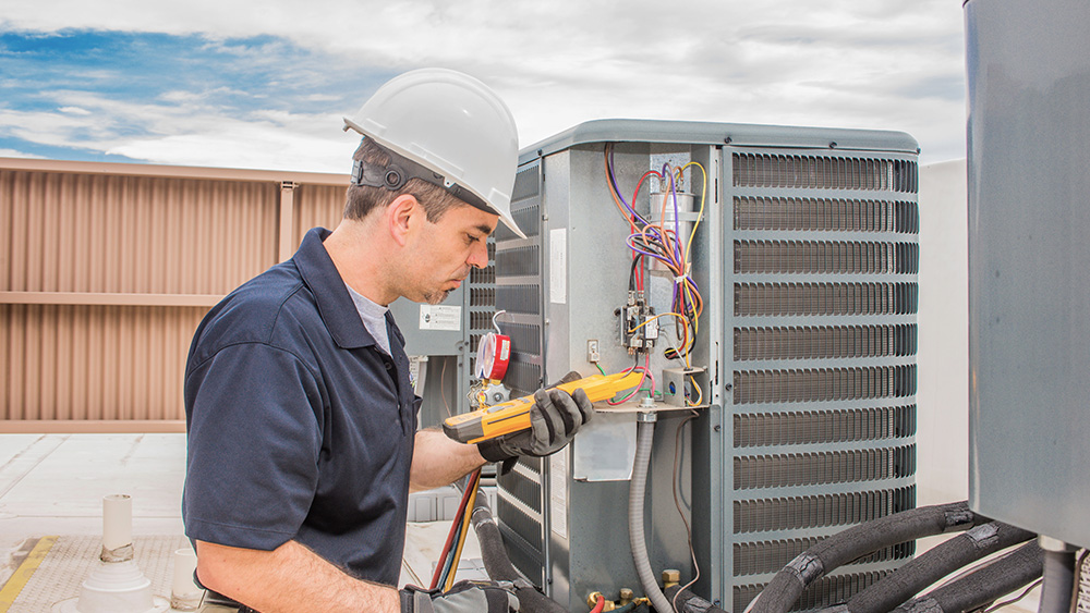 Why An HVAC Tech Should Handle Your Spring Maintenance